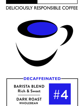 RICH & SWEET DECAF #4